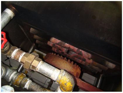 海卓帕斯电子除垢仪除垢过程