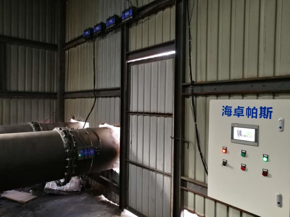 安全玻璃七、八号生产线冷却水技改报告