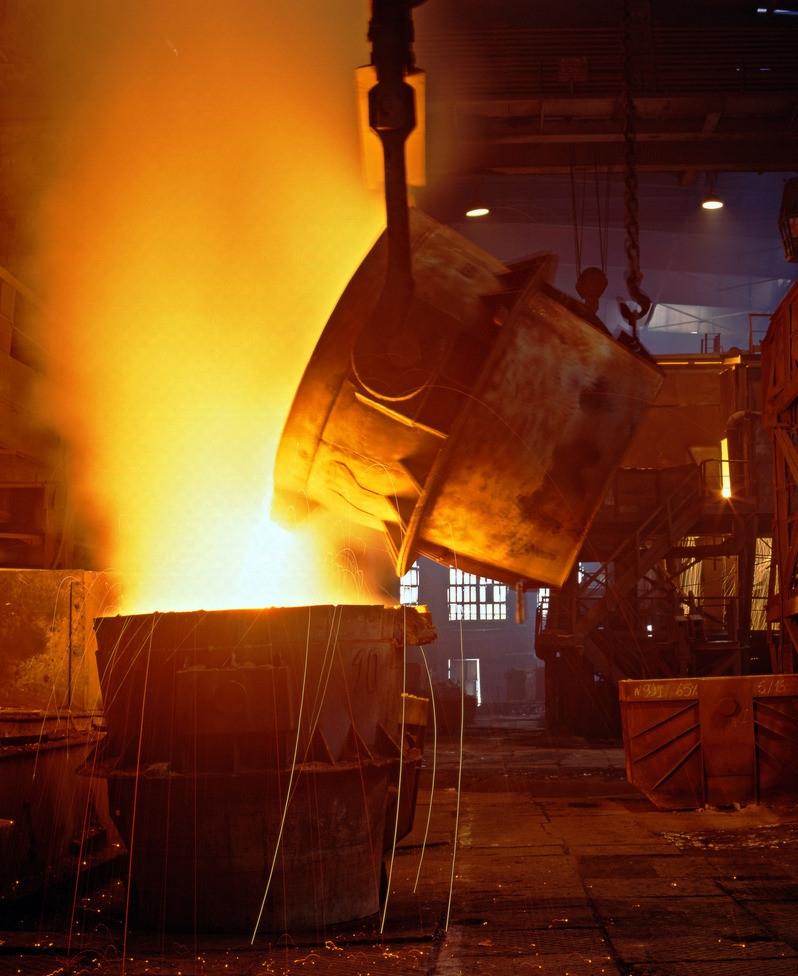冶金厂除垢防垢