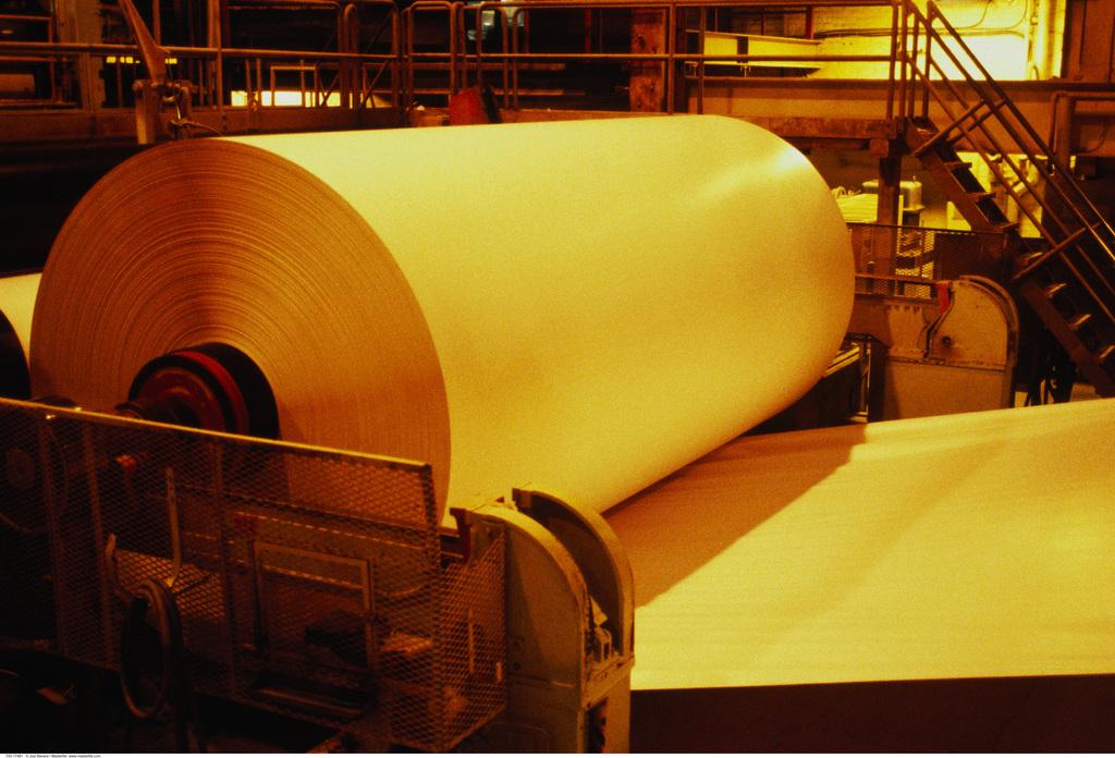 造纸厂除垢防垢