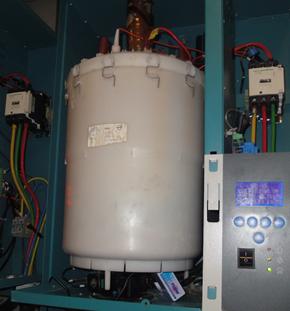 海卓帕斯在蒸汽发生器除垢测试报告